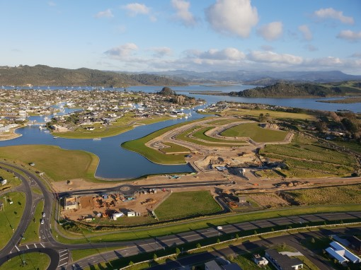 MARCH - Whitianga Waterways, Stage 10 Subdivision Construction  163602